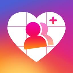 Likes Grid for Instagram Post
