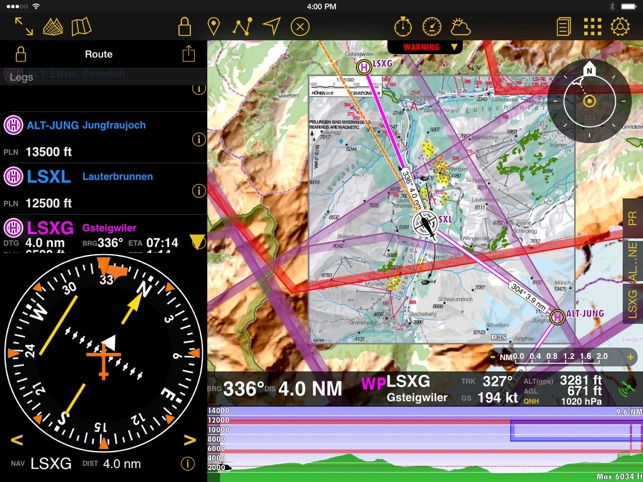 Air Navigation Pro on the App Store