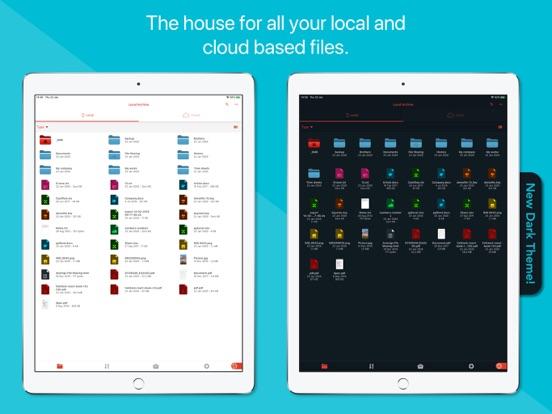 Amerigo - File Manager Screenshots