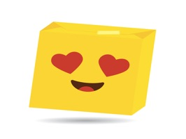 We would like to introduce Box gift emoji stickers Stars Face emoji sticker for iMessage, It is amazing collection stickers in iPhone and iPad to Chat funny with friends