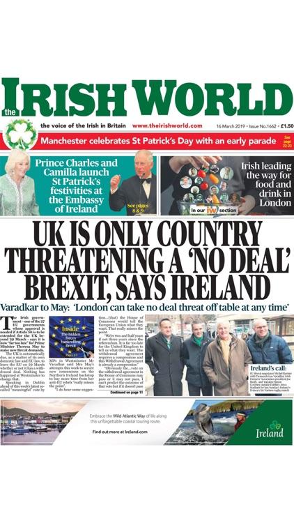 Irish World Newspaper screenshot-5