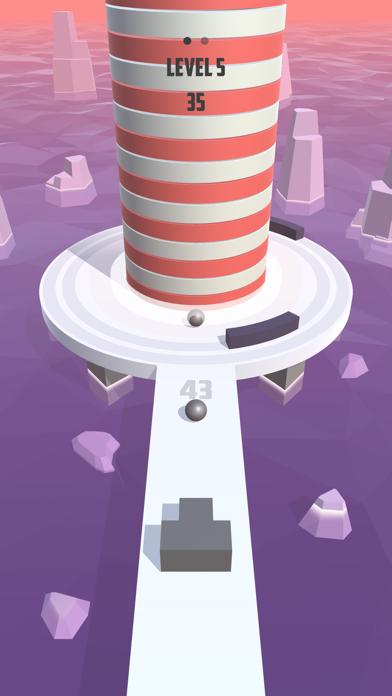 Screenshot for Fire Balls 3D in Ukraine App Store
