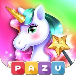 My Unicorn dress up games