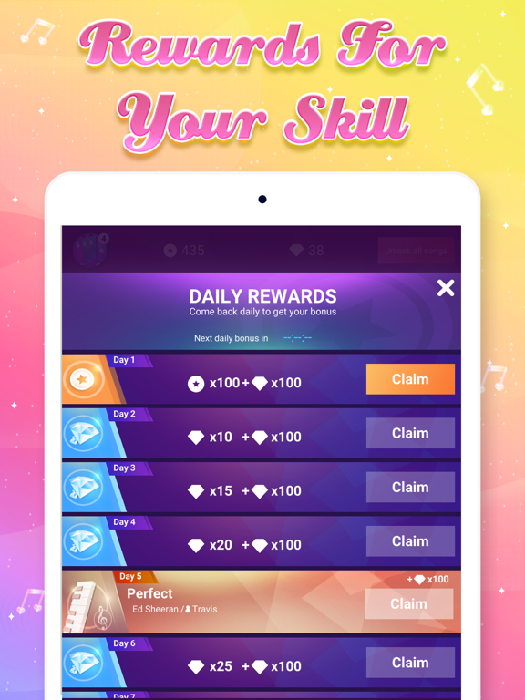 Magic Tiles Piano and Vocal