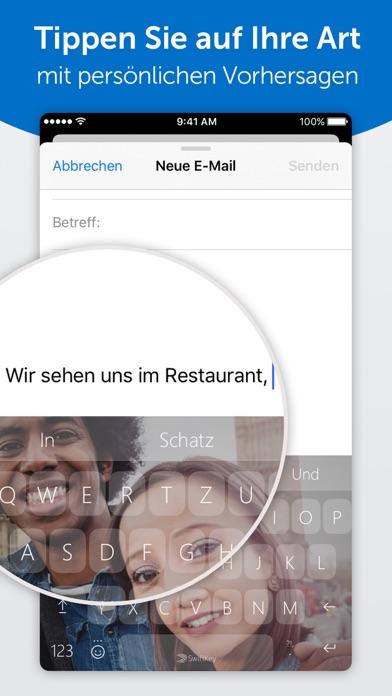 Screenshot for SwiftKey Tastatur in Germany App Store