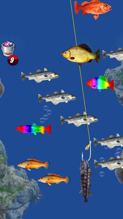 River Fishing - Idle Fisherman