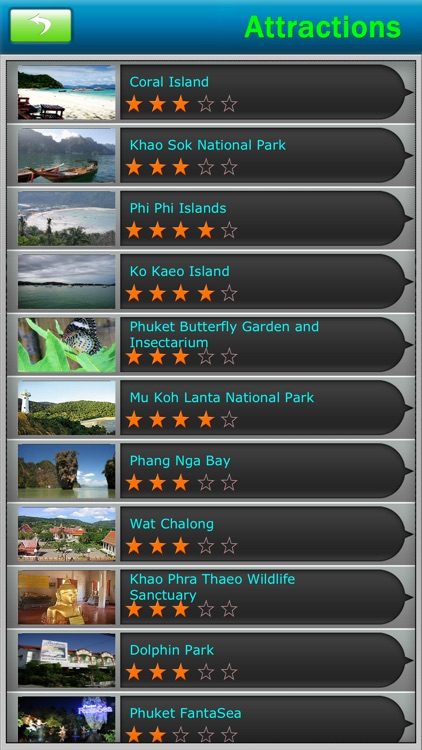 Phuket Island Offline Travel screenshot-2