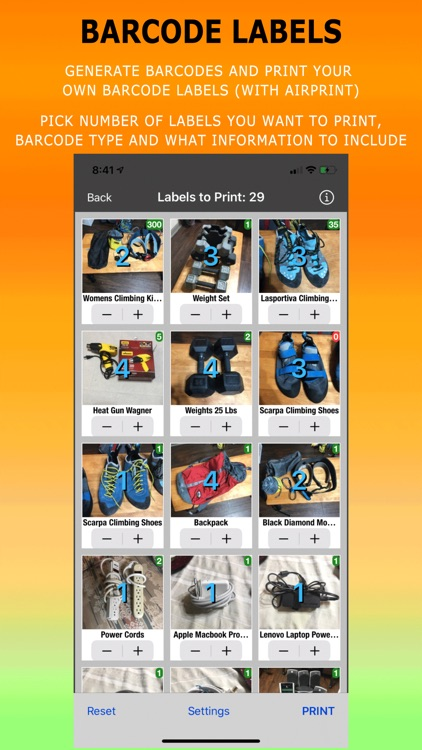 Smarter Inventory screenshot-6