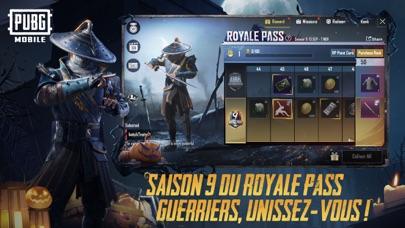 Screenshot for PUBG MOBILE in France App Store