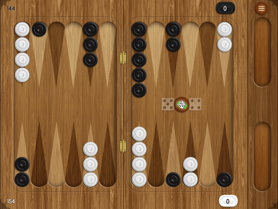 Backgammon+ screenshot