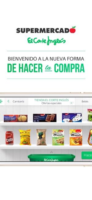 30c63c59e263 Supermercado El Corte Inglés en App Store
