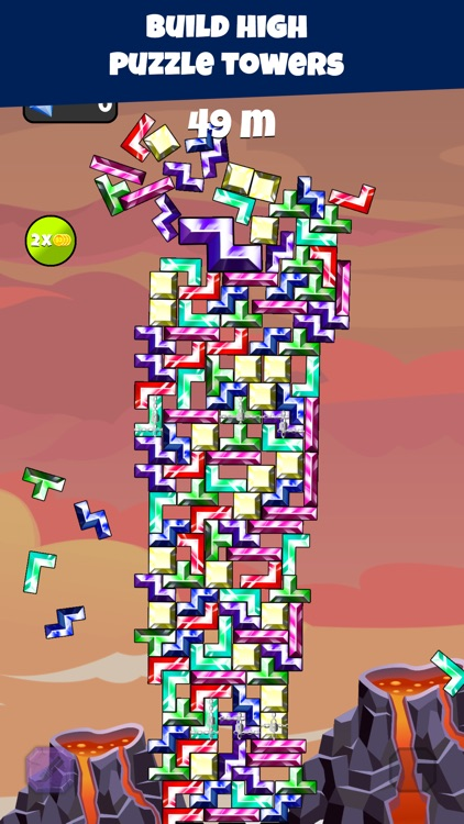 High Rise - Arcade