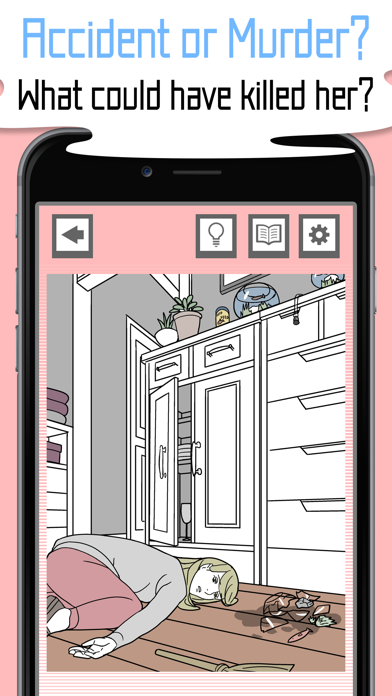 Pocket Mystery-Detective Game screenshot 2