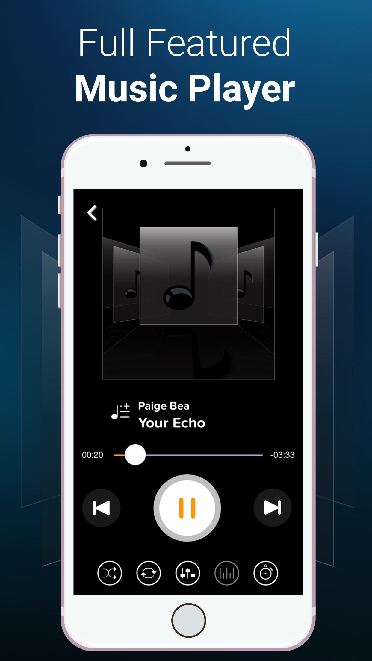 Cloud Music -Offline Mp3 Music Screenshot