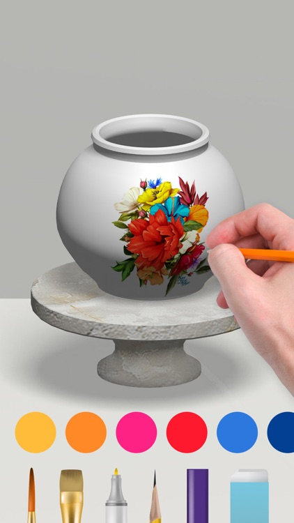 Pottery.ly 3D– Ceramic Maker screenshot-4