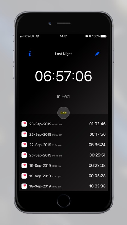 Sleep Tracker' screenshot-7