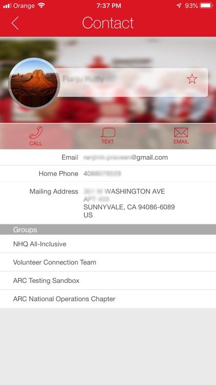 Volunteer Connection screenshot-4