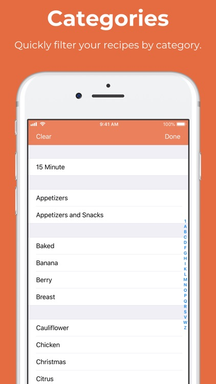 RecipeBox - Save Recipes Free screenshot-3