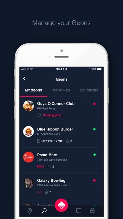 Geon App screenshot-5