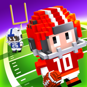 Blocky Football - Endless Arcade Runner icon