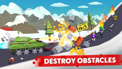 Zombie Derby: Pixel Survival screenshot 3