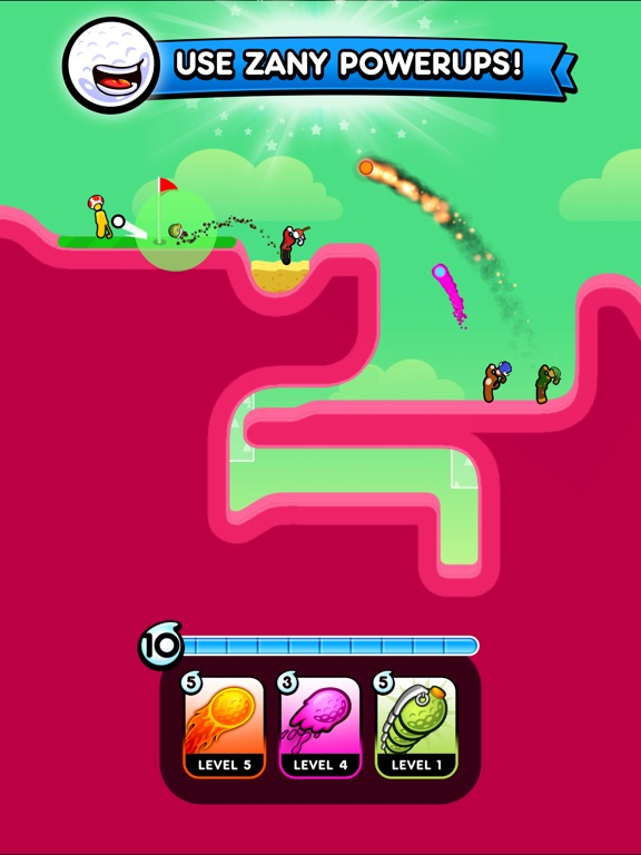 Golf Blitz screenshot 12