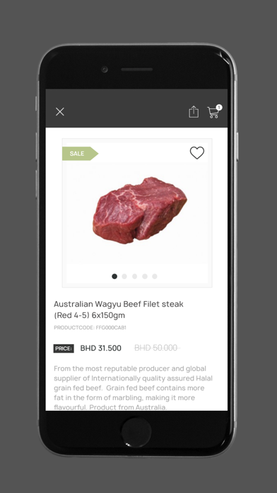 Fine Foods Gourmet screenshot 3