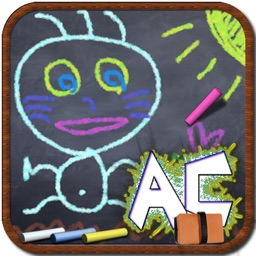 Real ChalkBoard AC for iPad