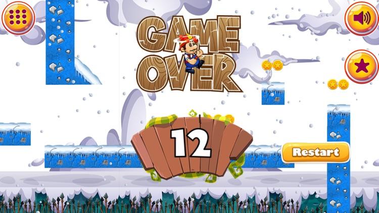Ted Boy Super Adventure Worlds screenshot-3