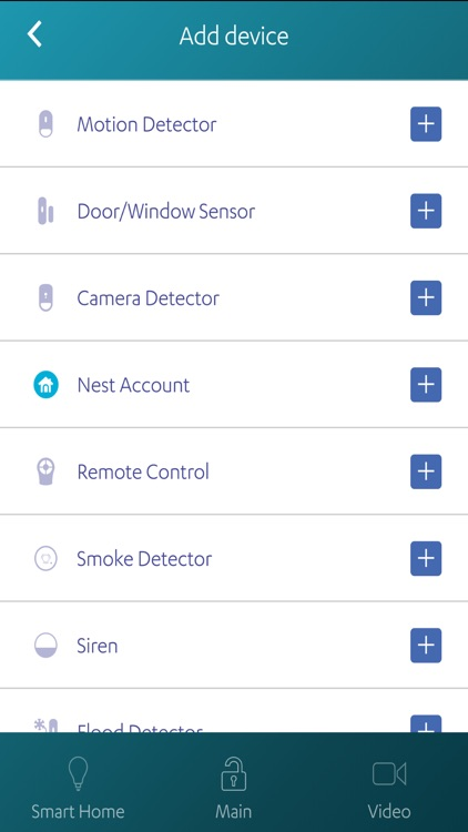 GetSafe Home Security App screenshot-3