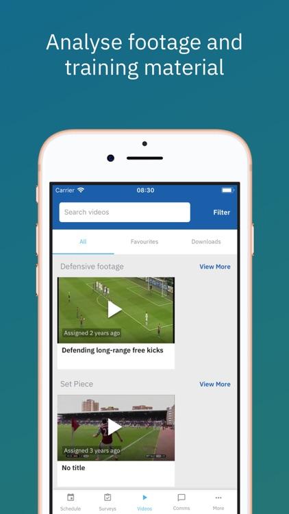 The Sports Office App screenshot-3