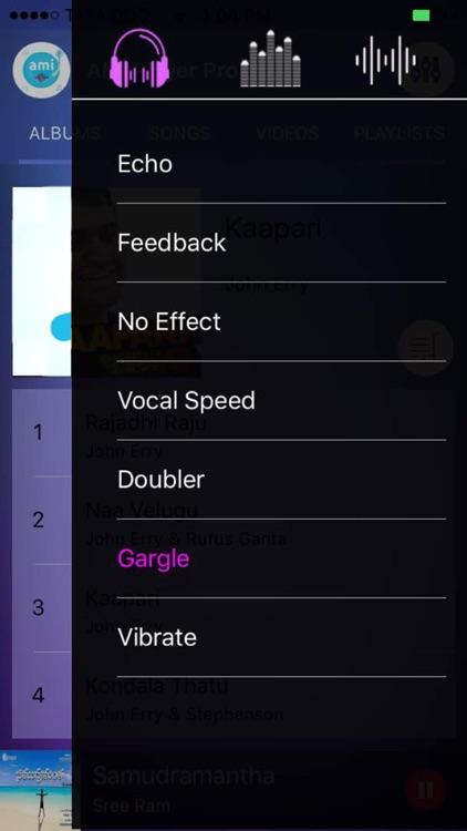 AMI Player Pro screenshot-3