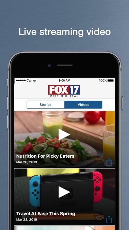 FOX 17 West Michigan News screenshot-4