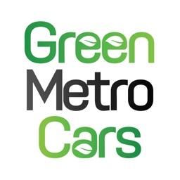 Green Metro Cars.