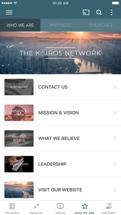 点击获取The Kairos Network