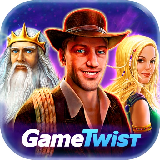GameTwist Online Casino Slots iOS Hack Android Mod