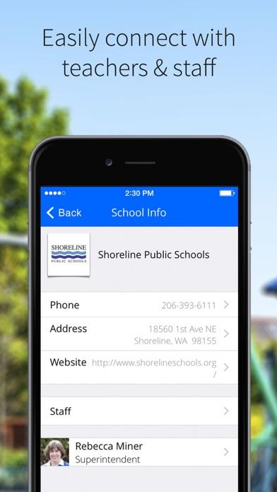 Shoreline Public Schools 2