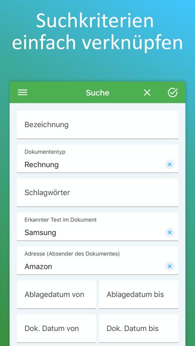 Docutain: PDF Scanner, OCR, QRScreenshot von 5