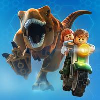 LEGO® Jurassic World™ - Warner Bros. Cover Art