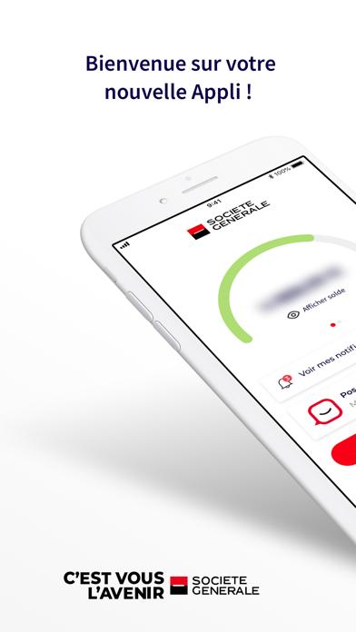 messages.download L'Appli Société Générale software