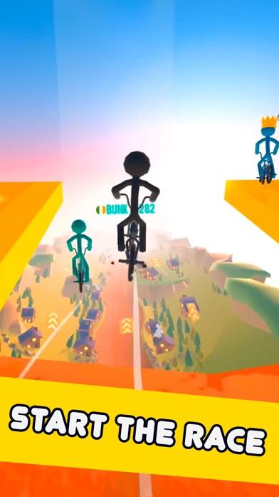 Stickman Riders screenshot 1