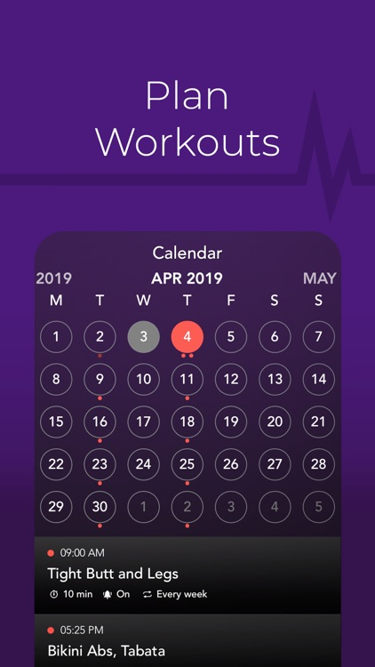 FitItUp: Workouts&Food Tracker screenshot-7