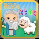 Biblia Coloring Story Book