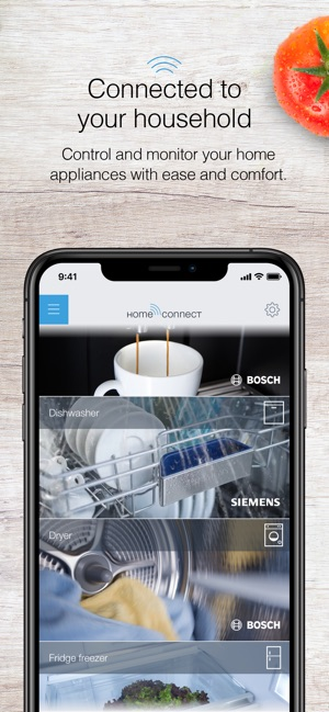 Home Connect App on the App Store