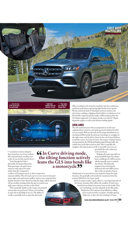 Mercedes Enthusiast screenshot-4