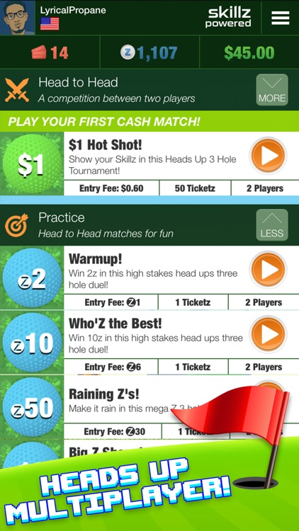 Mini Golf Star Retro Golf Game screenshot-6