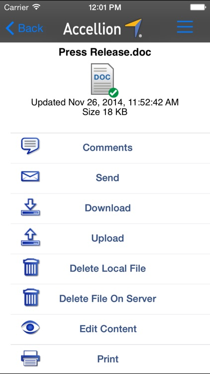 FTA (Accellion) screenshot-3