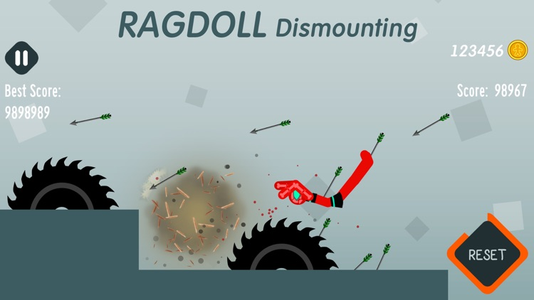 Ragdoll Dismounting screenshot-0