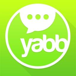 Yabb Messenger,Text,Chat,Call