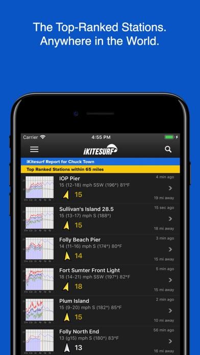 iKitesurf Screenshot